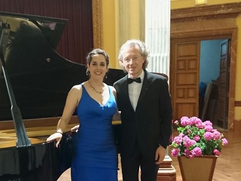 Semana grande de piano, Alcoi