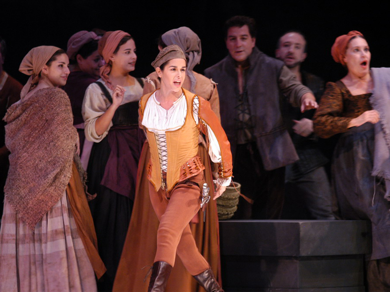 Stéphano en Roméo et Juliette