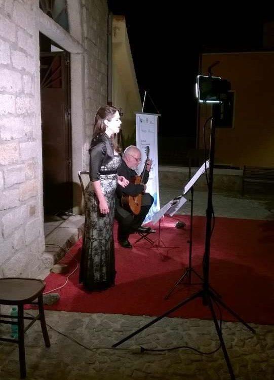 Concert per a veu i guitarra